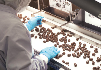 OEM製造・販売 チョコレートコーティング